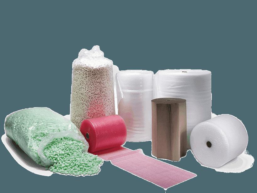 Opvul- en beschermmaterialen - Holland Packaging