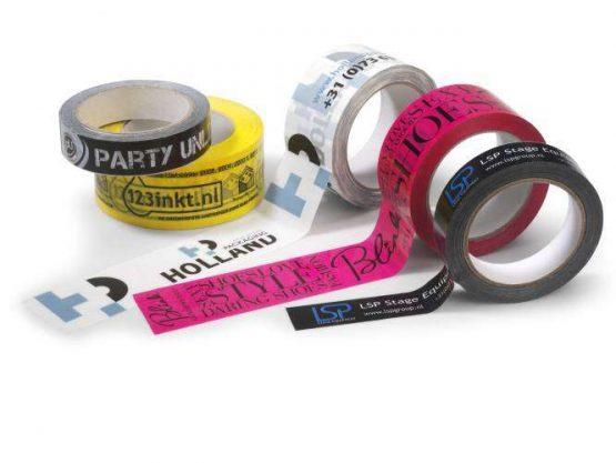 Bedrukte tape - Holland Packaging