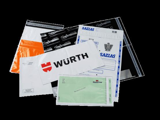 Bedrukte verzendenveloppen / verzendzakken - Holland Packaging
